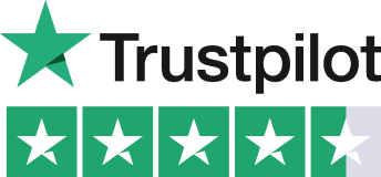 Enthuse Trustpilot rating
