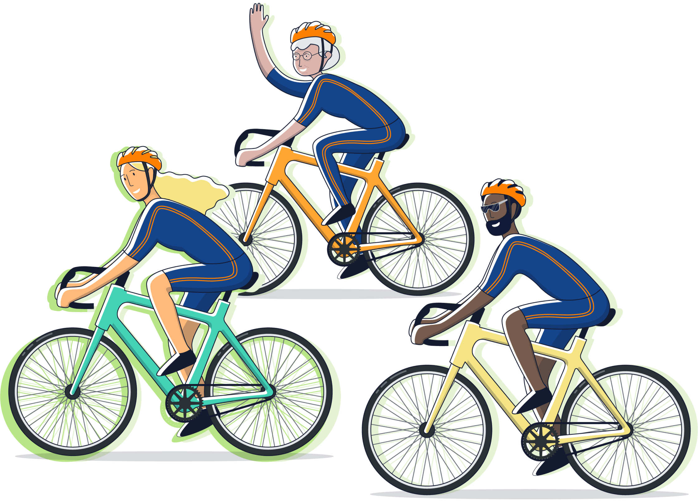 Enthuse Corporate Fundraising Hero Illustration