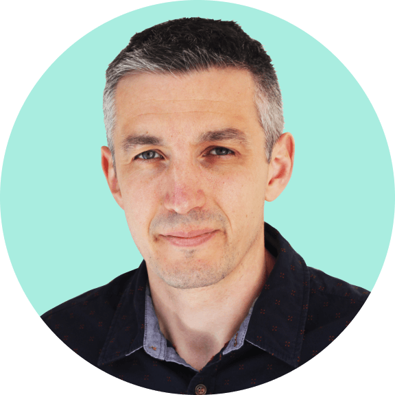 Profile picture of Simon Taylor, Head of Technology at Enthuse