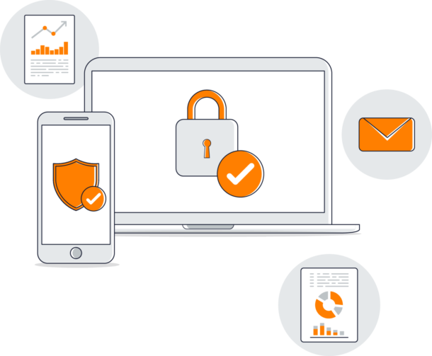 Enthuse takes security and data privacy seriously - data manager approved!