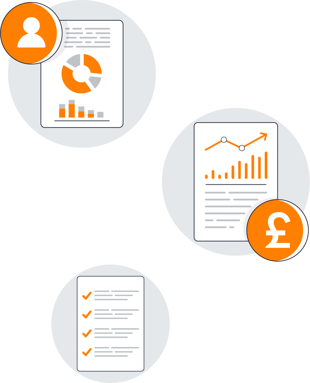 Enthuse Donations centralised reporting illustration
