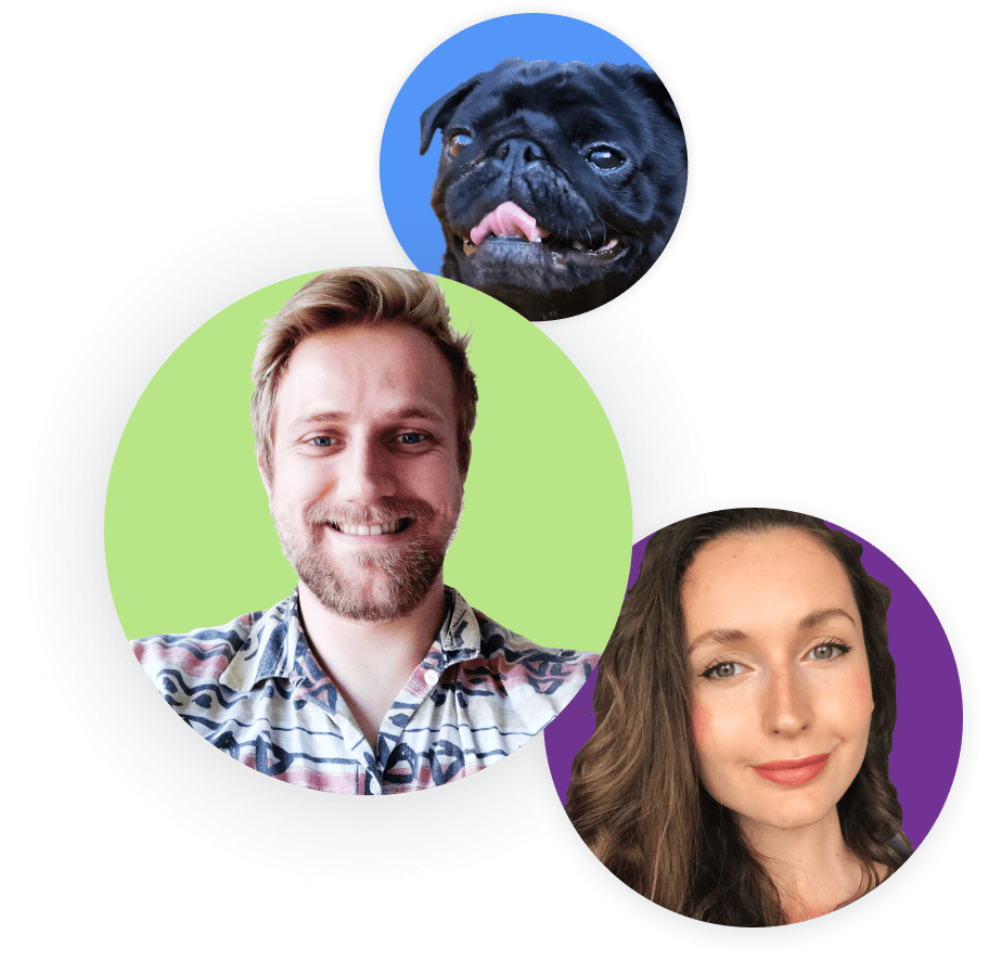 Enthuse dedicated fundraising experts team headshots