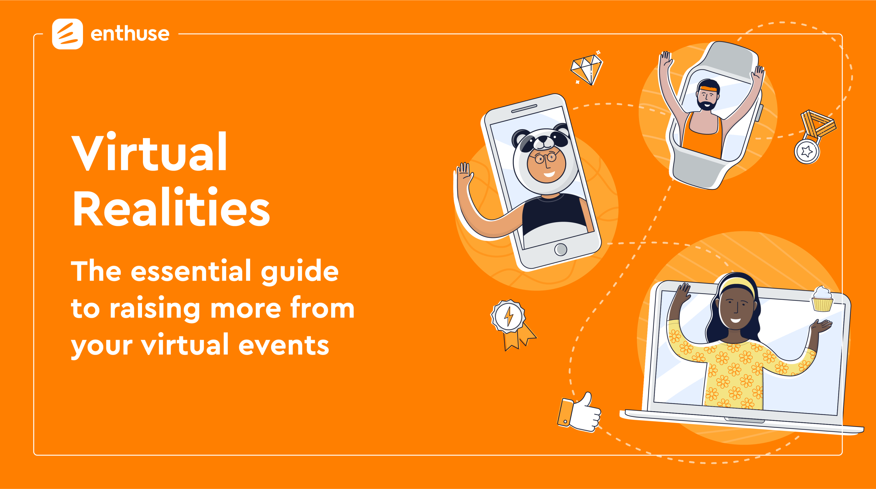 Virtual Events Guide for Charities