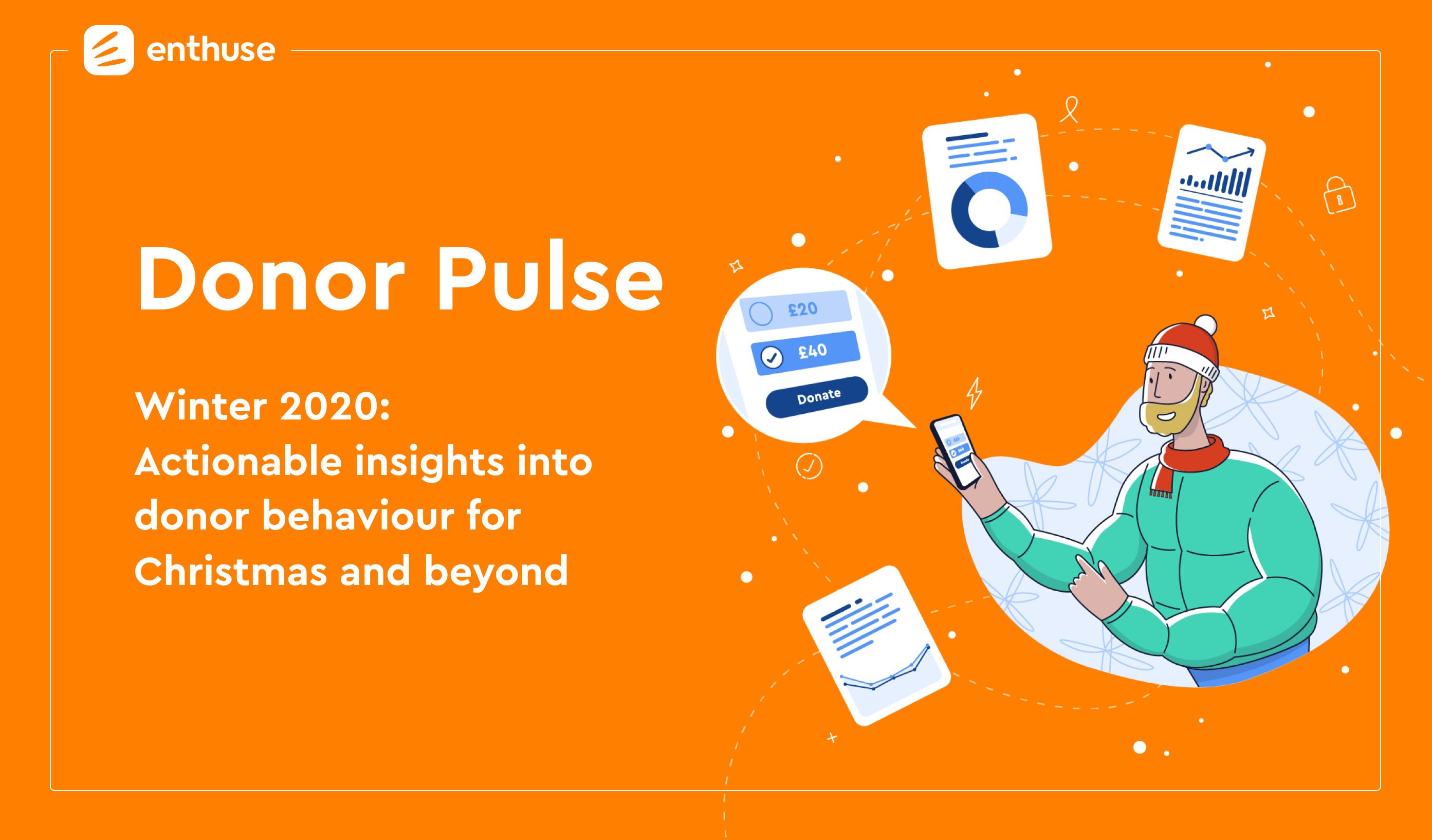 Donor Pulse Report Winter 2020