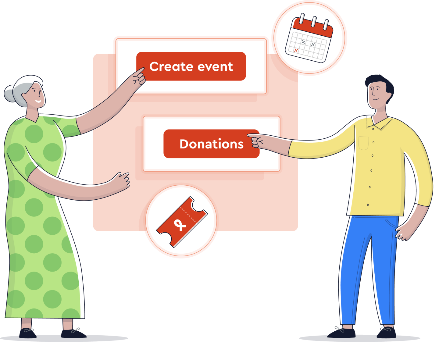Enthuse Community Fundraising - Create events and collect donations