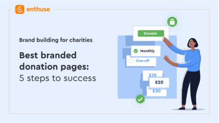 Best branded donation pages: 5 steps to success
