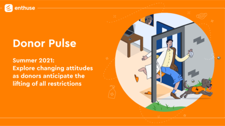 Donor Pulse Report: Summer 2021